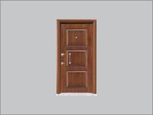 Masif Panelli Çelik Kapılar