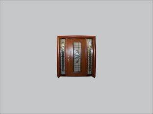 Vitraylı Kapılar