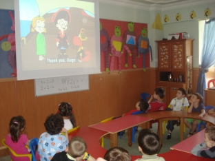 İngilizce Eğitiminden Görüntüler 4