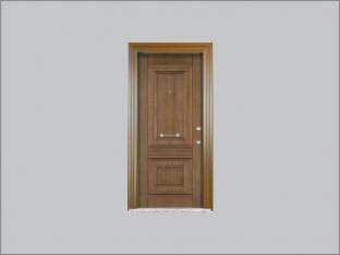 Ceviz Kaplamalı Kapılar RM-02