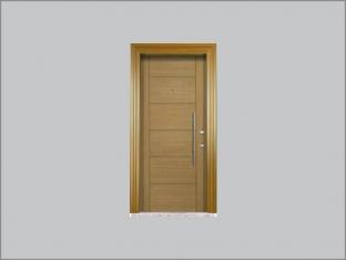 Ceviz Kaplamalı Kapılar RM-03