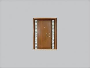 Villa Aliminyum Dekorel Kapı VA-03