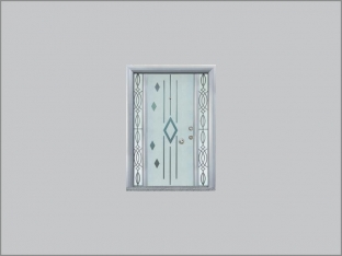 Villa Cam Panelli Kapı VC-10