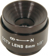 8mm Sabit Lens (8mm)