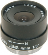 4mm Sabit Lens (4mm)